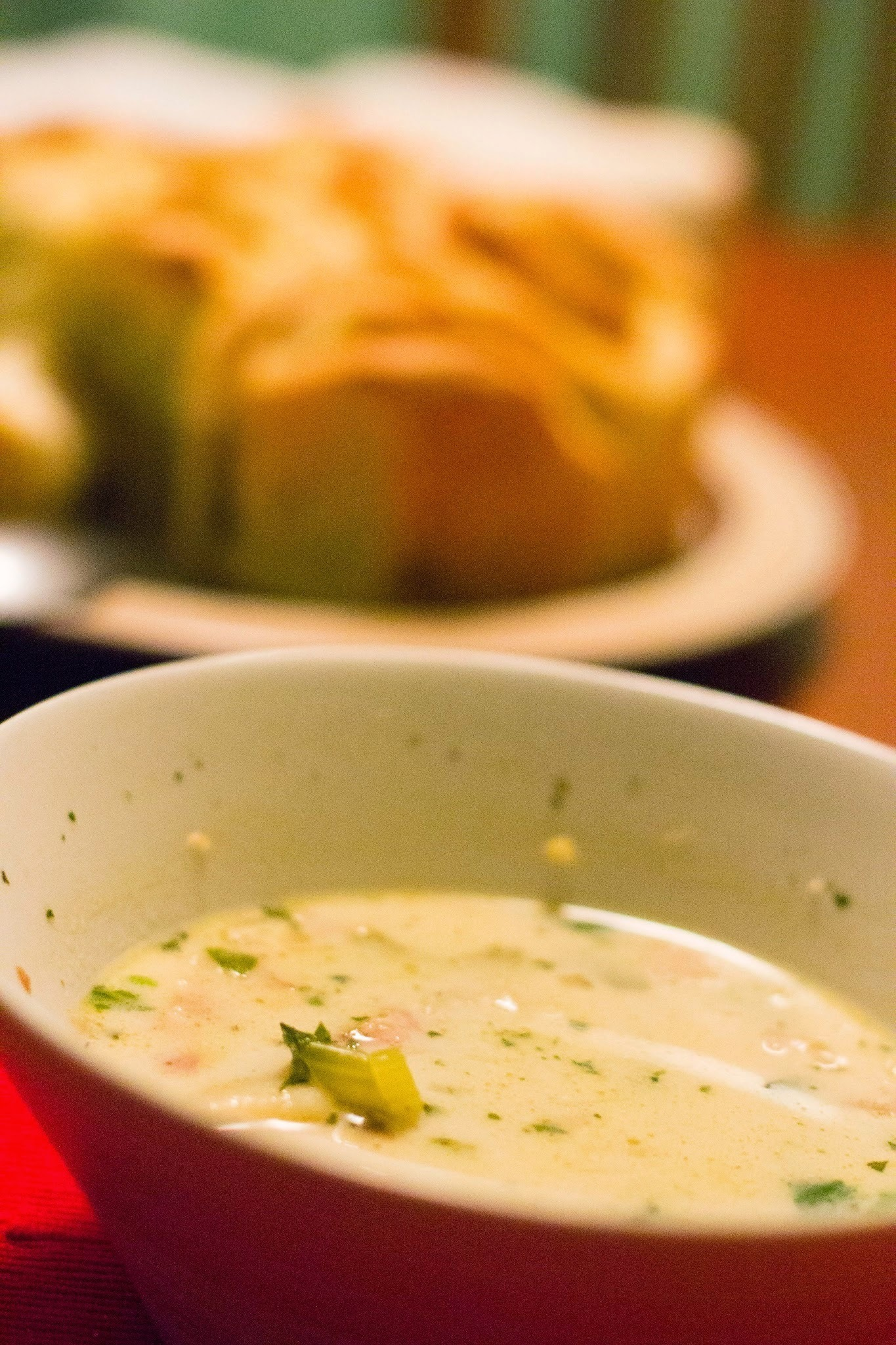 Clam-less Chowder
