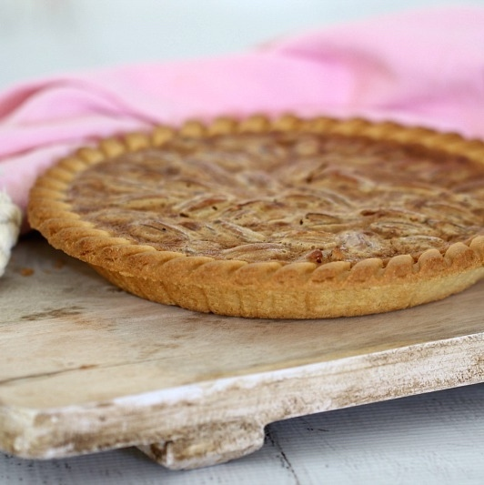 Quick & Easy Pecan Pie