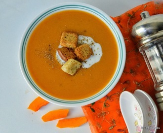 Moong Dal - Pumpkin Soup - Weight Loss Series 2