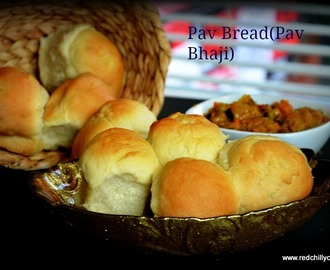 Pav Bread / Indian Dinner Rolls