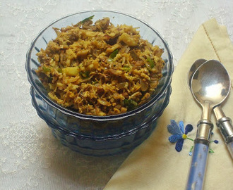Vazhaipoo Poriyal Recipe | Banana Flower Stir Fry