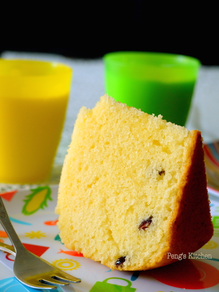 Rice Cooker Cranberry Yogurt Cake