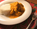 A Really Easy Chicken Curry Recipe
