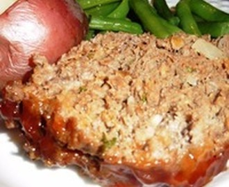 30-minute Meatloaf & Red Potatoes Dinner Recipe