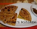 Delicious and Nutricious Cauliflower Parathas