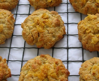 White Chocolate Crunch Biscuits - RBOK 2