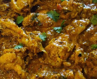 Masala Chicken [Spicy Chicken]