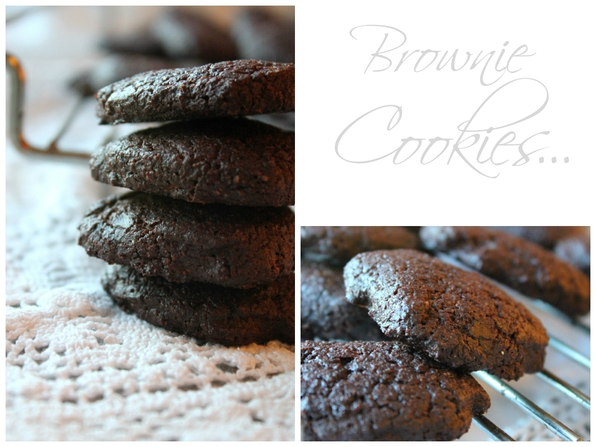 Brownie Cookies...