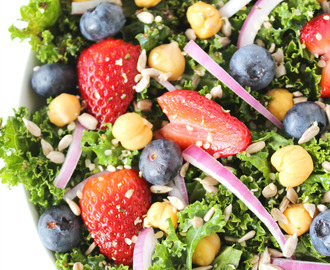 Super Immunity Power Salad