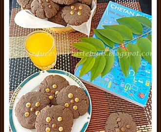 Eggless Ragi Cookies | Eggless Finger Millet Cookies