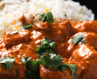 Homemade Chicken Tikka Masala Is Perfect For Dinner Tonight