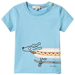 Paul Smith Junior Skateboard, Korv, Hund T-shirt 12 months