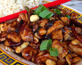 Ninety-Second Video Vegan – 20-Minute Spicy Vegan Kung Pao Chicken