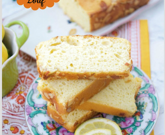 Super Moist Light Lemon Loaf Recipe