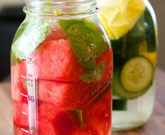 Make Your Own Detox Drink