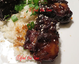 Crockpot Asian Short Ribs