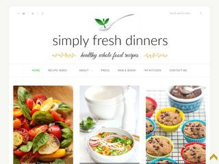 Simply Fresh Dinners: