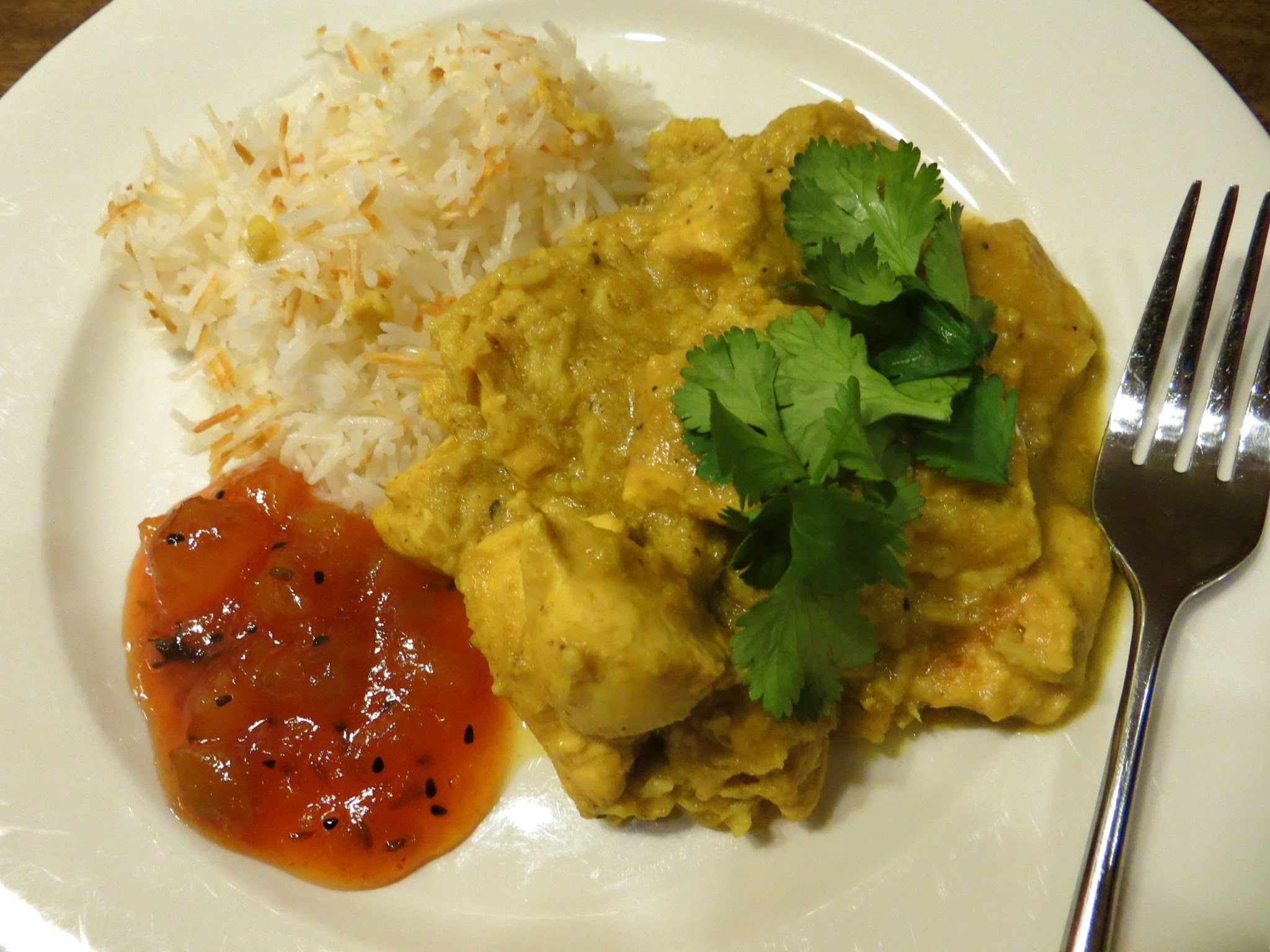 Hairy Bikers Chicken Korma