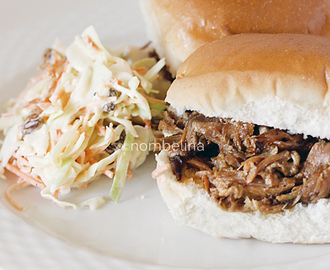 Pulled pork uit de Slow Cooker