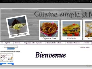 Cuisine simple et facile