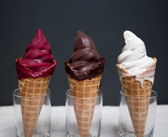 The Unstoppable Allure Of Soft-Serve Ice Cream