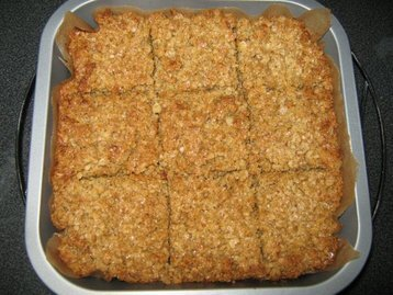 Classic Gooey and Buttery Flapjacks!!