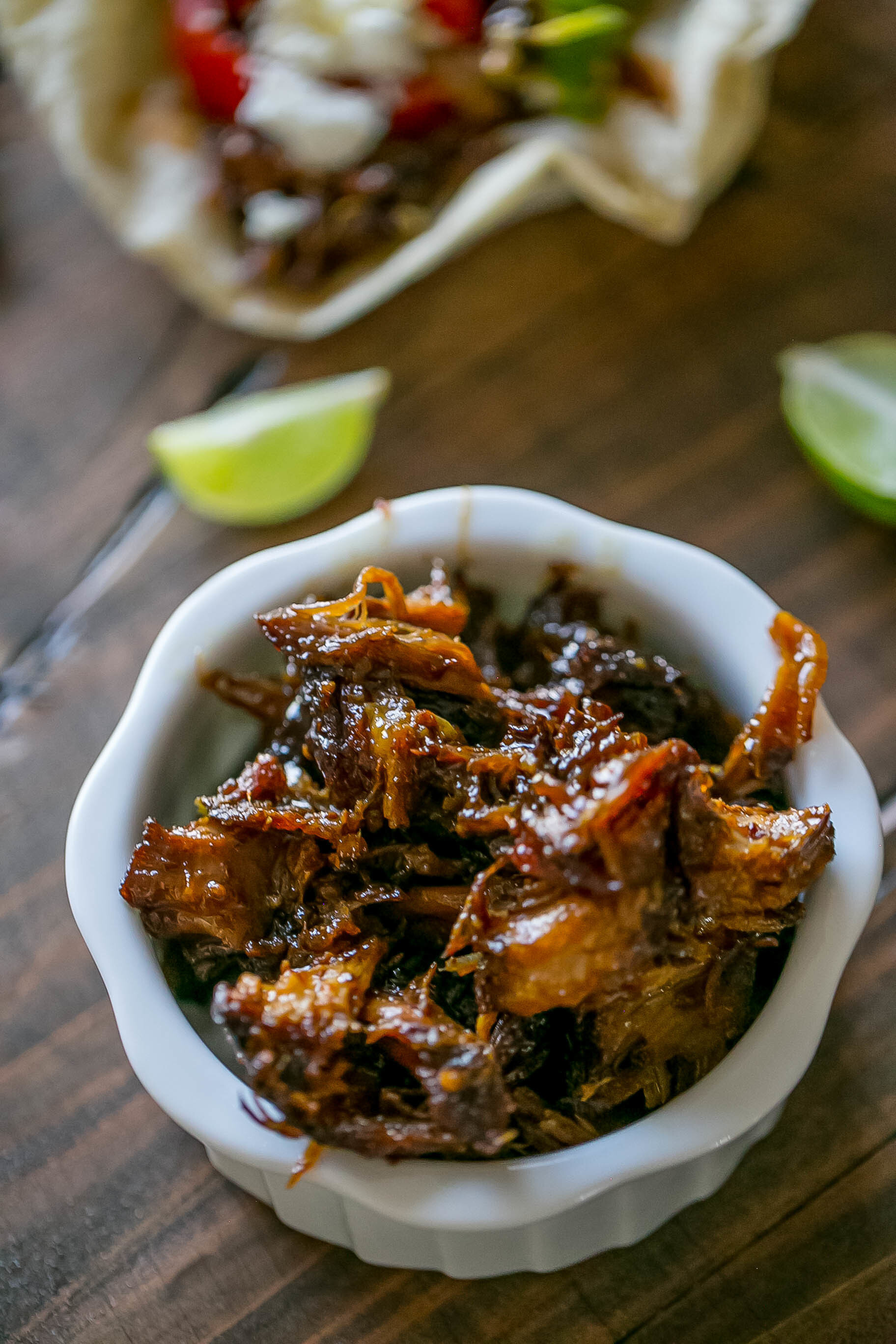 Tequila Habanero Braised Country Ribs