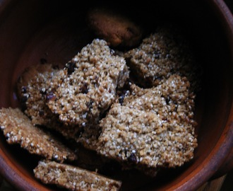 Sugar-free maple flapjacks