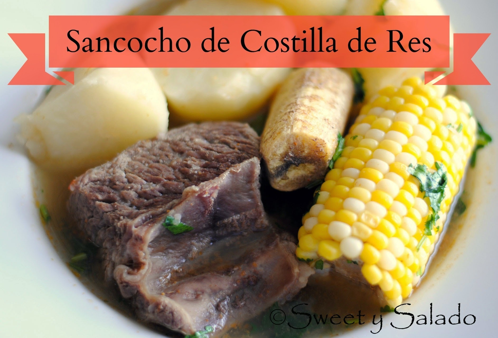 Sancocho de Costilla de Res
