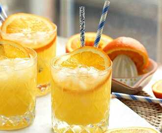 Orange Crush Cocktail Recipe // Video