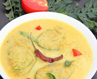 Fish Molee/ Fish Molly/ Kerala Fish Curry