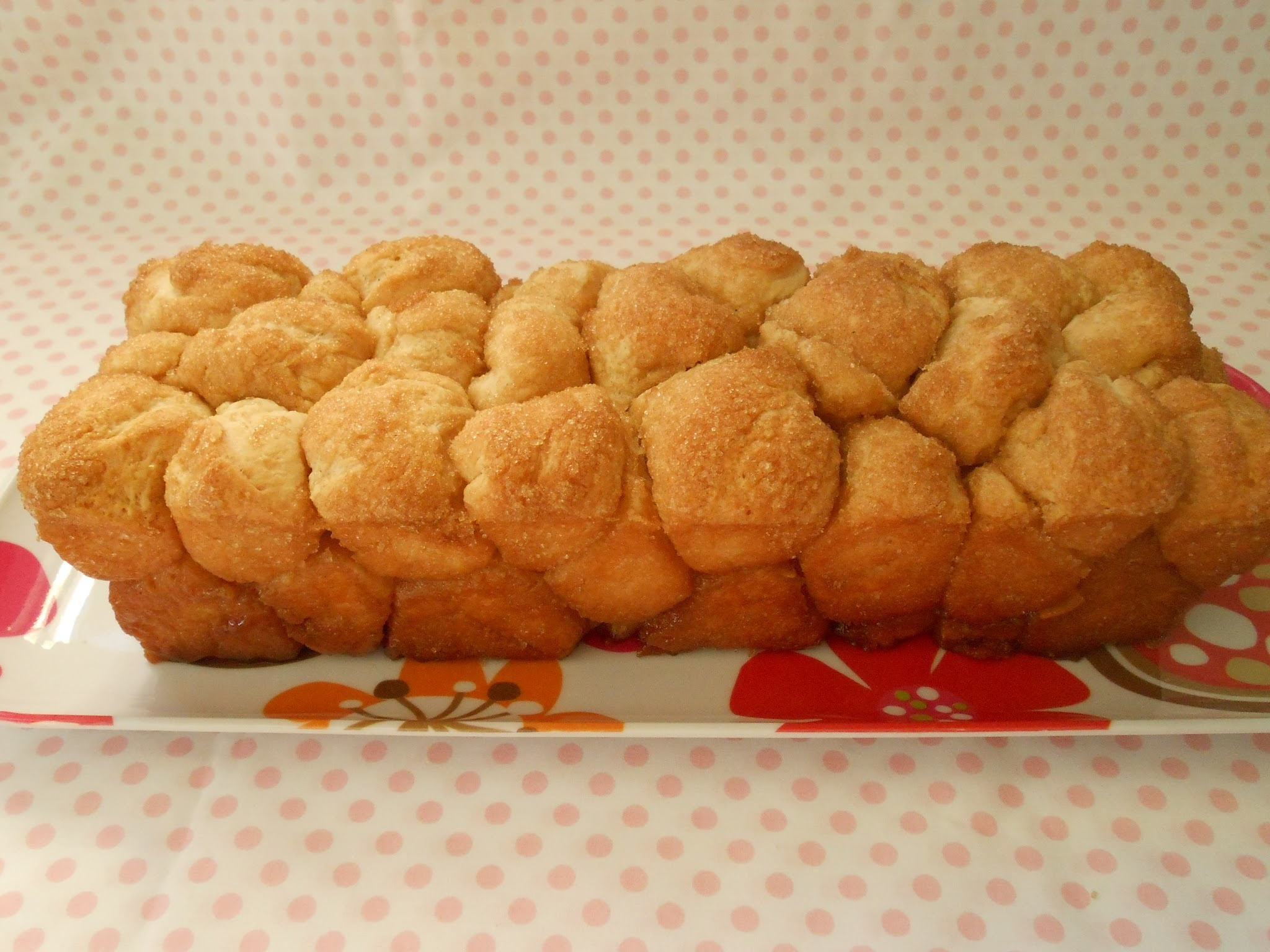 Monkey Bread (Pan de mono)