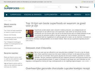 Superfoodshuis
