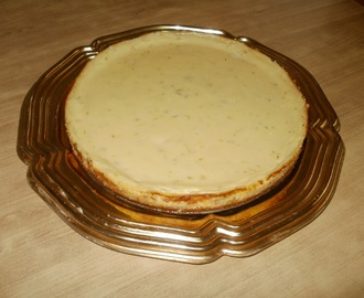 "Tarta de lima (o ""Key lime pie"")"