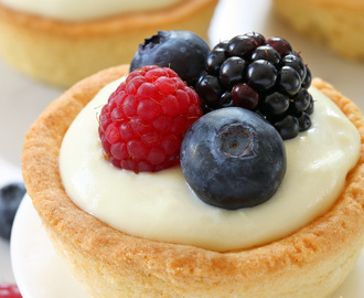 Cheesecake Cookie Cups (gluten-free, whole wheat, all-purpose flour options)