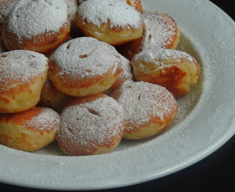 Poffertjes/Dutch Pancakes