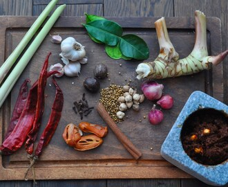 Inside The Anatomy Of Your Favorite Thai Curries