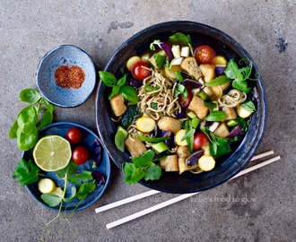 Easy Vegetarian Pho Recipe with Rich 30-Minute Broth
