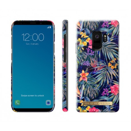 iDeal Of Sweden Samsung Galaxy S9 - Mystery Jungle - iDeal Of Sweden