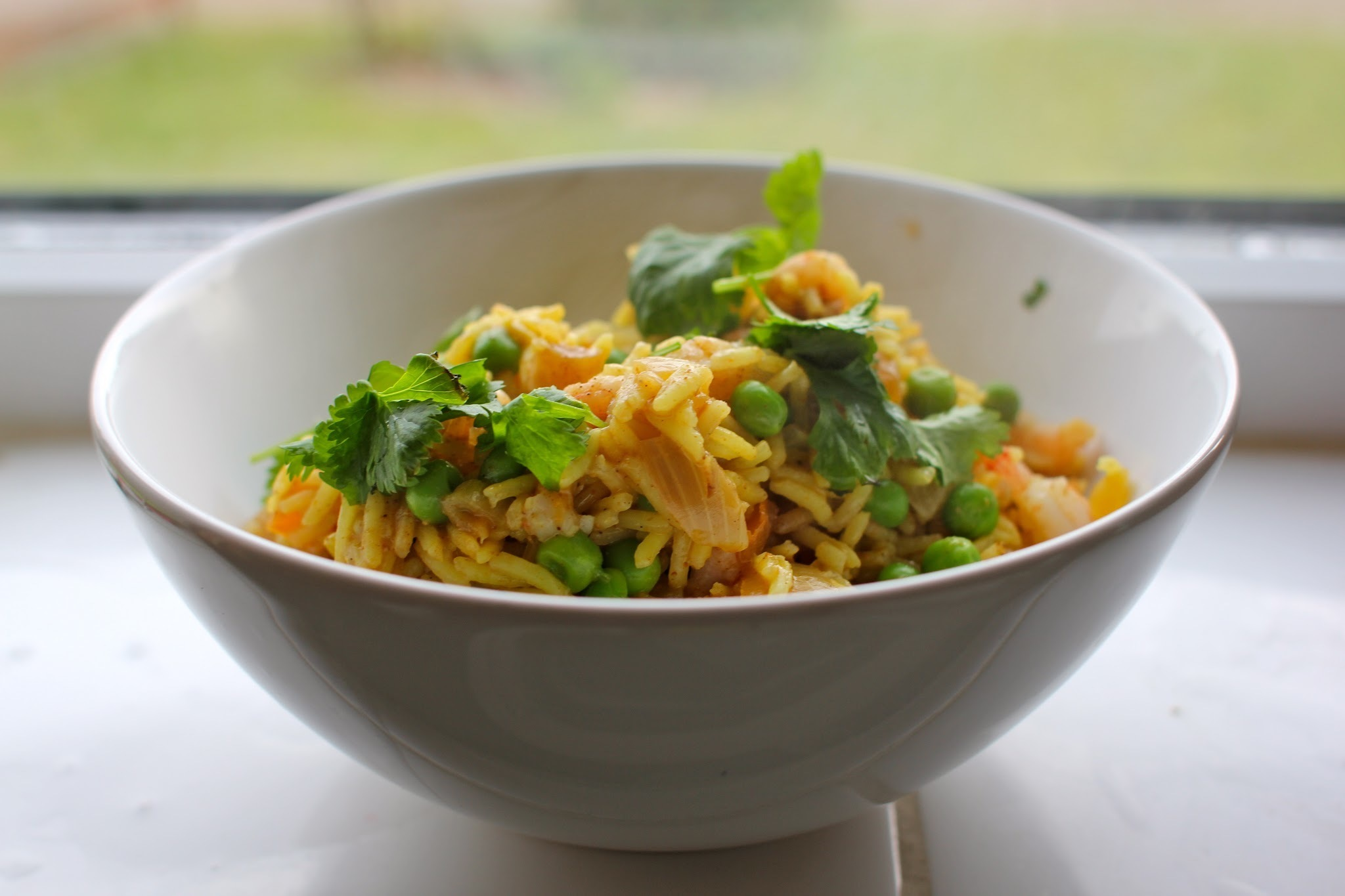 Spicy Kedgeree Style Rice for Babies and Toddlers