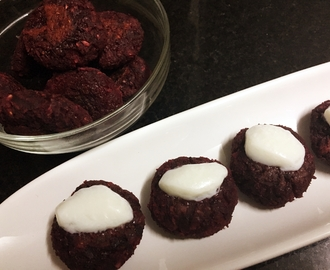 Beetroot Oats Cutlets