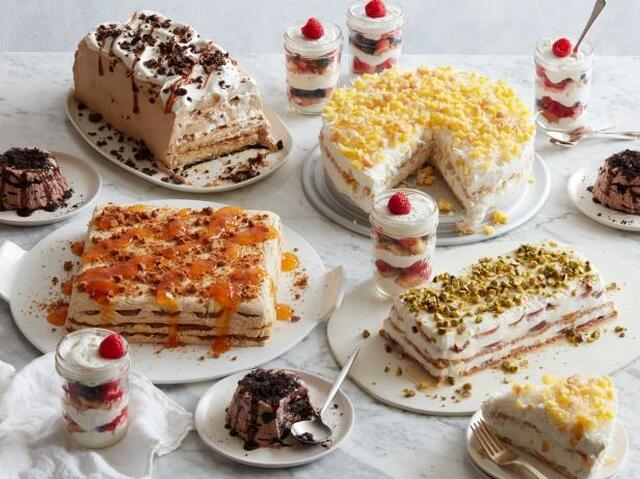 Amazing Icebox Cakes