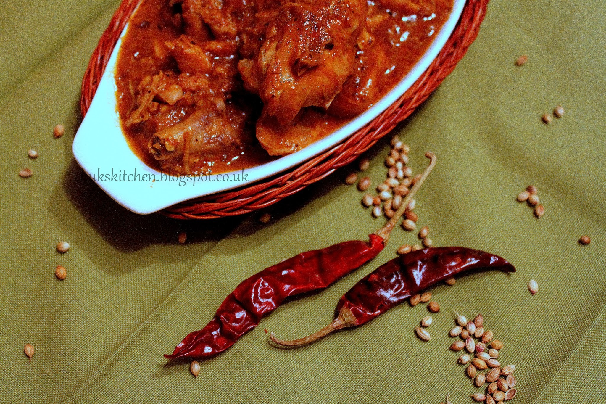 Chicken curry: chettinad style  | Kukskitchen