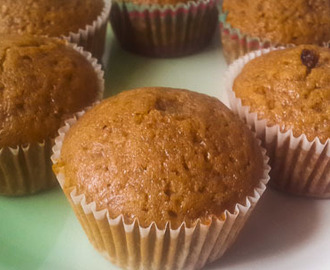 Amazing Soft and moist, cinnamon muffin