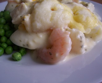 Cheats Luxury Fish Pie
