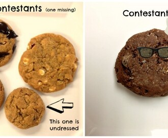 Our Sweet Dreams Cookie Contest finalists