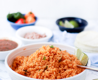 Pressure Cooker Mexi-Rice