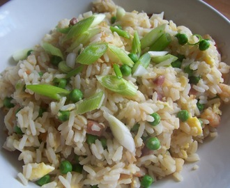 Egg Fried Rice Anyone Can Make