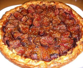 Recept van de week: Tarte aux figues