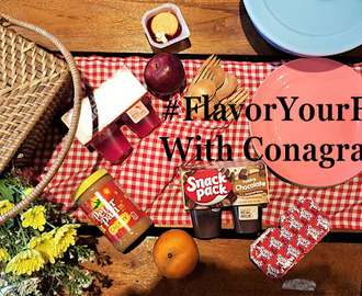 #FlavorYourFun with Conagra Brands at the Family Preview of Ralph Wrecks the Internet